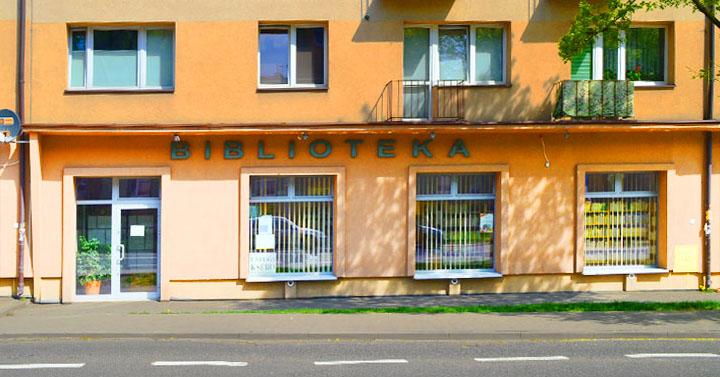 Zdjęcie budynku - MBP Filia nr 13