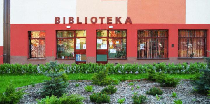 Zdjęcie budynku MBP Filii nr 15
