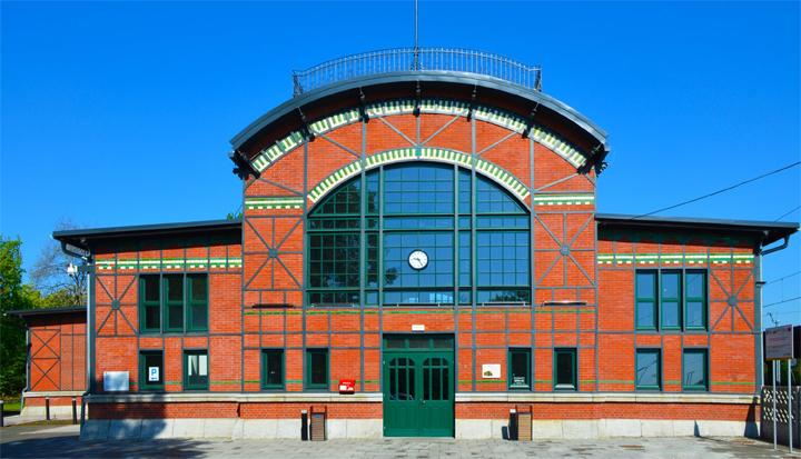 Zdjęcie budynku - Chebzie - Stacja Biblioteka