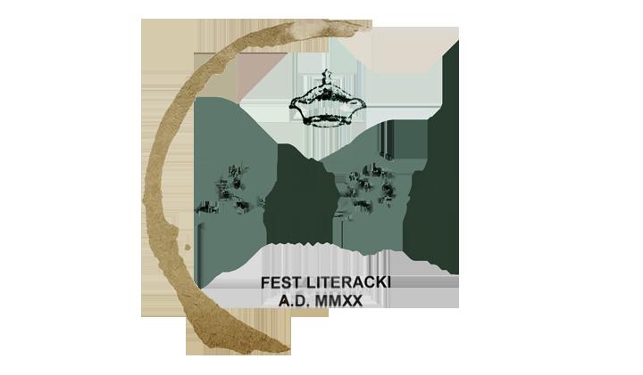 Logo KAKAUSZALE – FEST LITERACKI A.M.MMXX